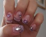 Nice-Glittery-Nail-Art-Design (16)